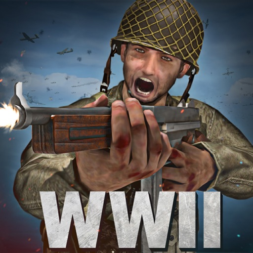 Call of Army WW2 Shooter Game