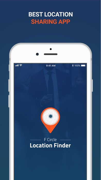 Screenshot for F Circle - Location Finder in South Africa App Store