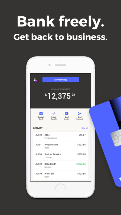 Negative Reviews: Azlo: Easy Business Banking - by Azlo