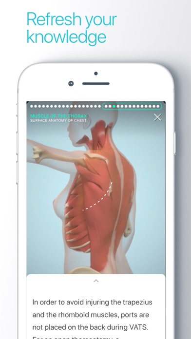 download Touch Surgery: surgical videos apps 5