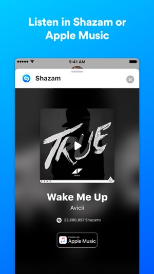shazam gratis per iphone