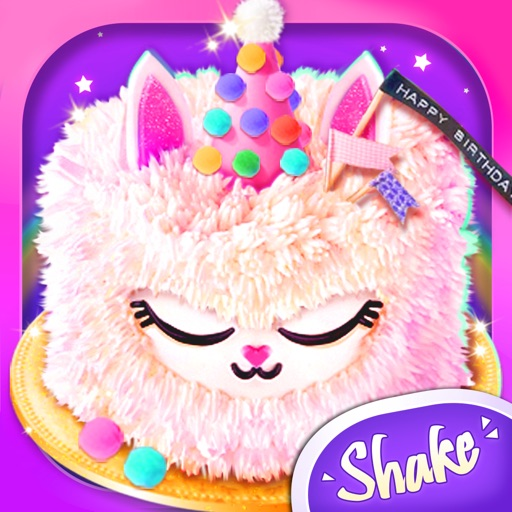 Unicorn Chef: Baking Games