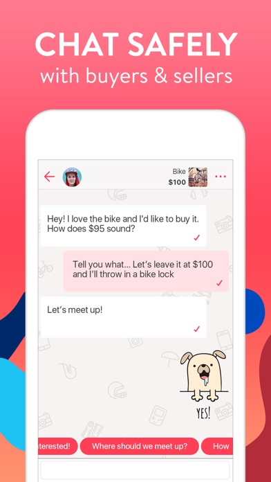 download letgo: Buy & Sell Used Stuff apps 8