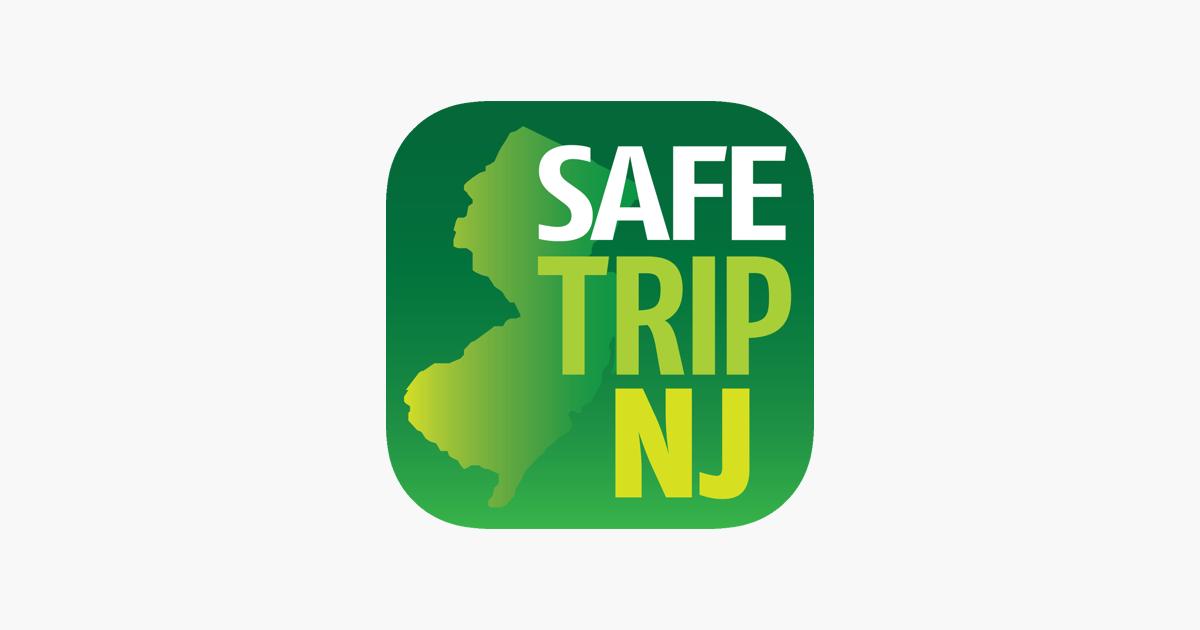 SafeTrip NJ on the App Store