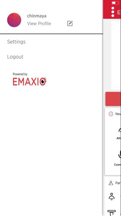 Exconf 2019 screenshot #3