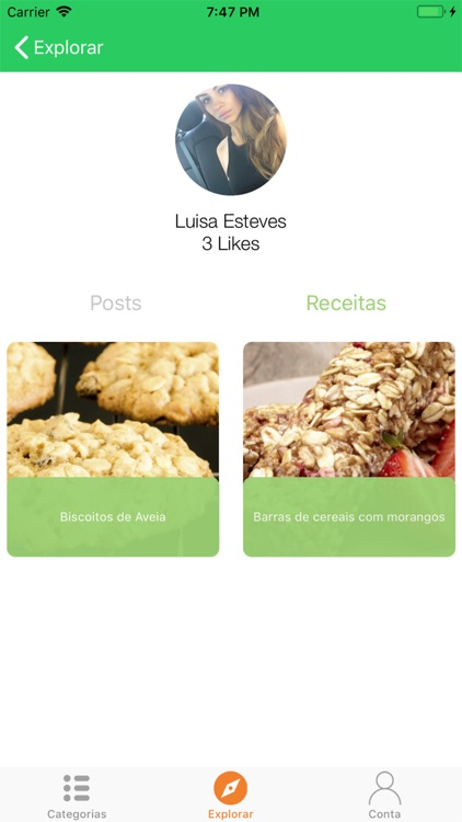 Fit and Healthy Recipes screenshot-4