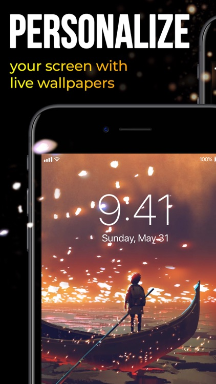 Live Wallpapers for Me screenshot-0