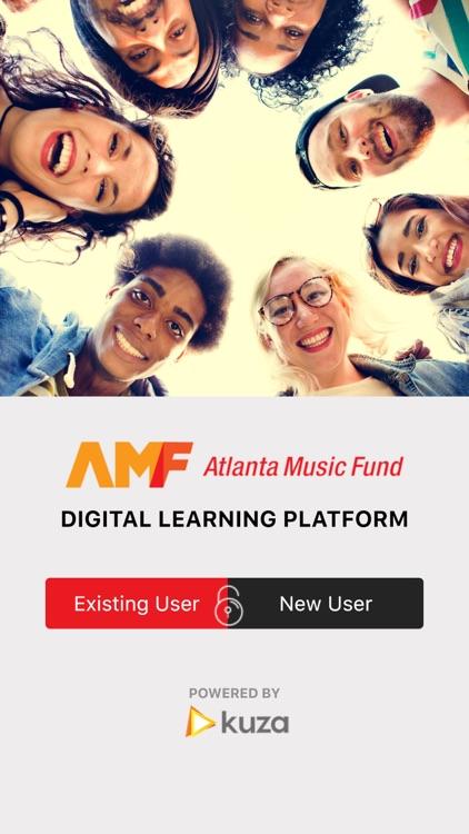 AMF Digital Learning Platform