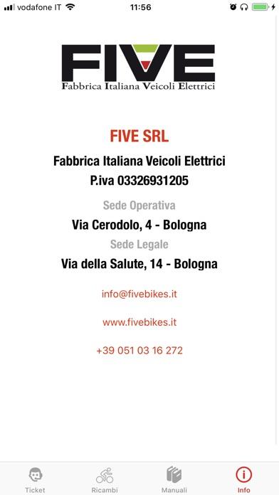 FIVE Assistenza tecnica