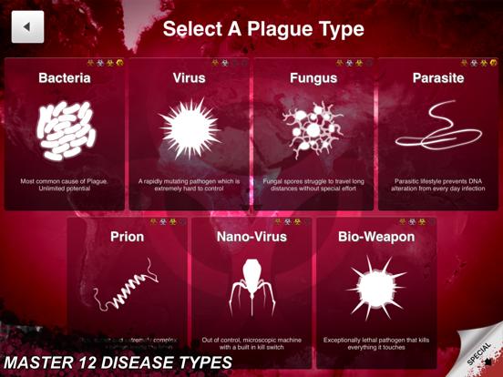 Plague Inc. Screenshots