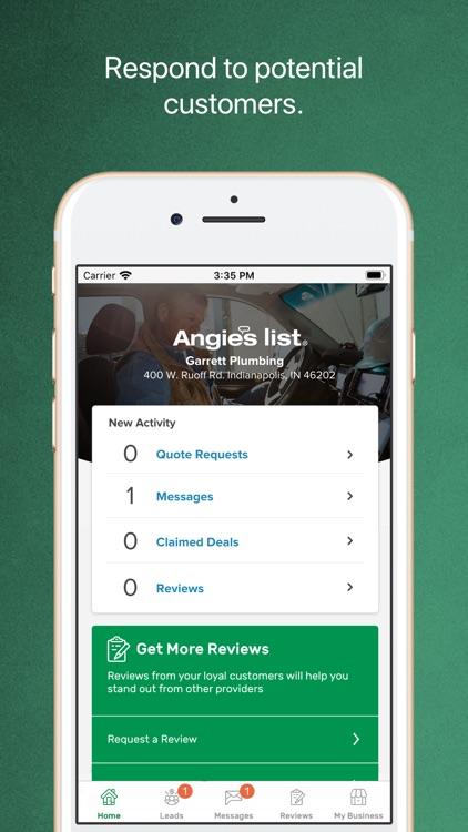Angie's List Pro