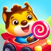 Car game for kids and toddler. - iPadアプリ