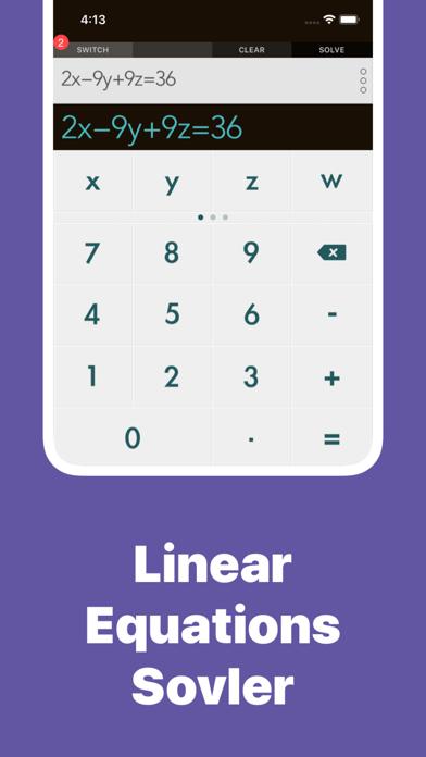 Scientific Calculator + screenshot two