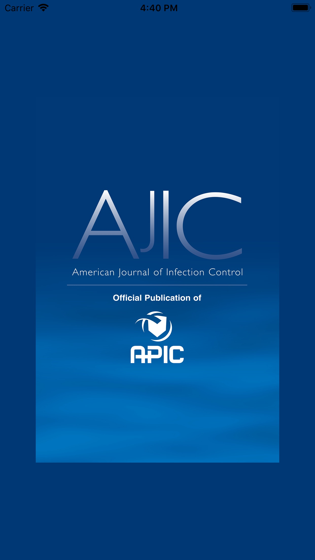 AJIC Screenshot