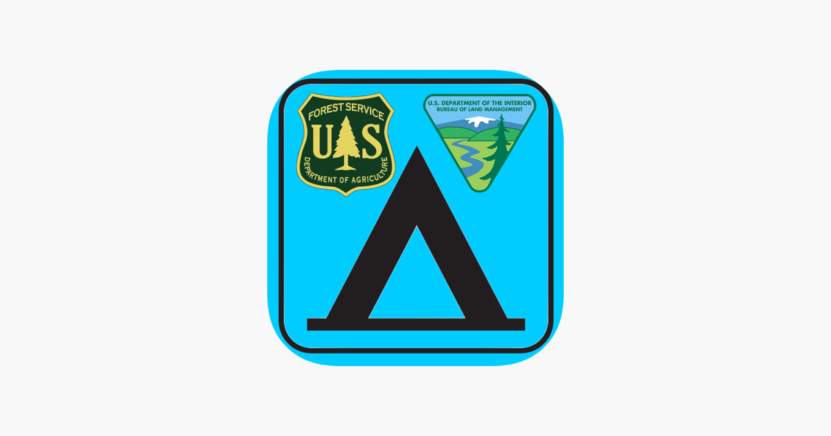 Usfs Blm Campgrounds On The App Store
