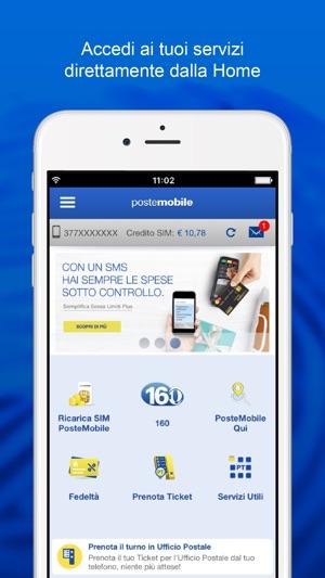 app postemobile gratis