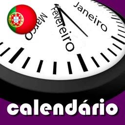 Calendário 2019 Portugal