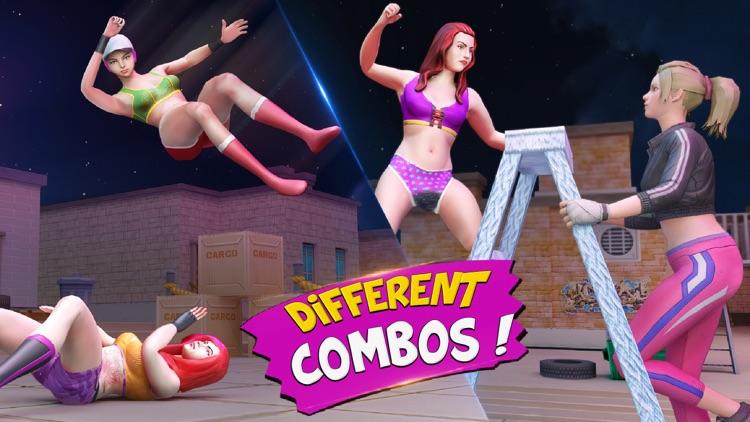 Wrestling Games Revolution 3D screenshot-3