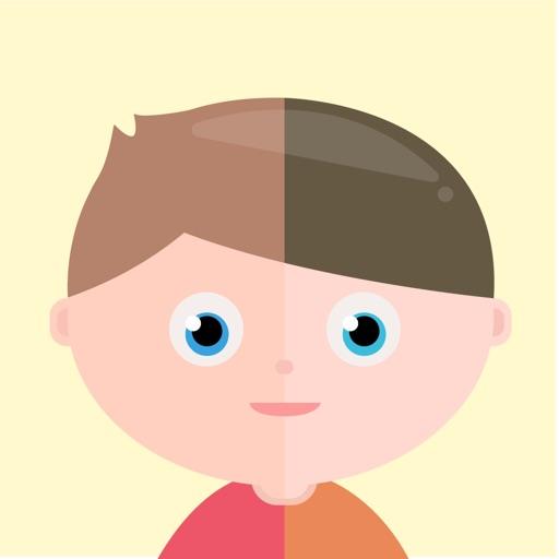 そっくり顔診断〜2人の顔はどのくらい似ている?〜