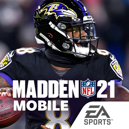 Madden NFL 21 Mobile Football free software for iPhone and iPad