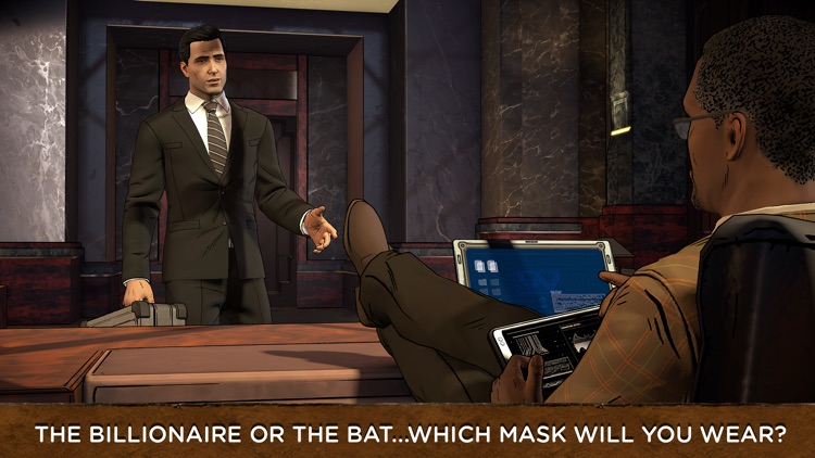 Batman: The Enemy Within screenshot-4