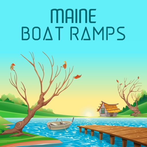 Maine Boat Ramps - USA