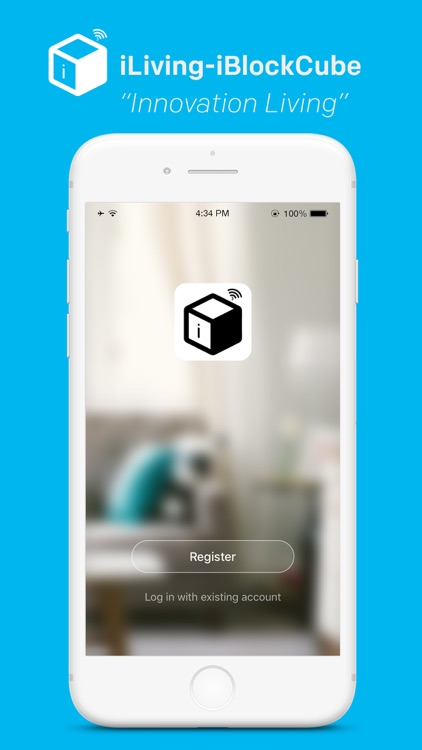 iLiving - iBlockCube screenshot-0