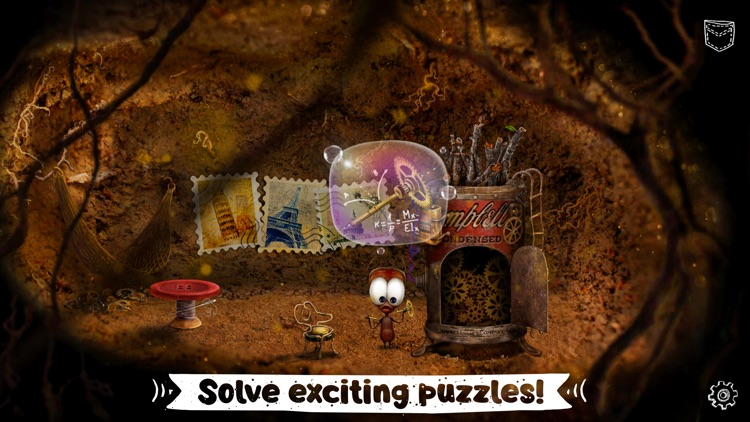 AntVentor: Puzzle Adventure