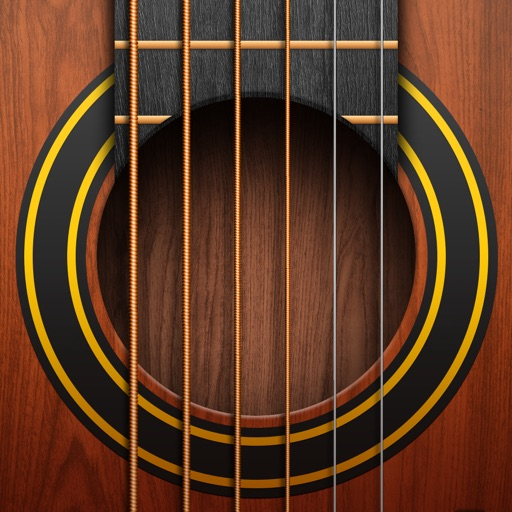 Guitar - Chords, Tabs & Games icon