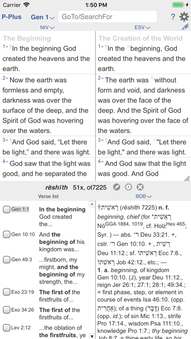 PARALLEL PLUS Bible-study appのおすすめ画像8