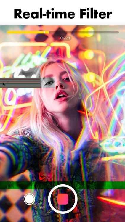 GlitchCam - Video Effects screenshot-0