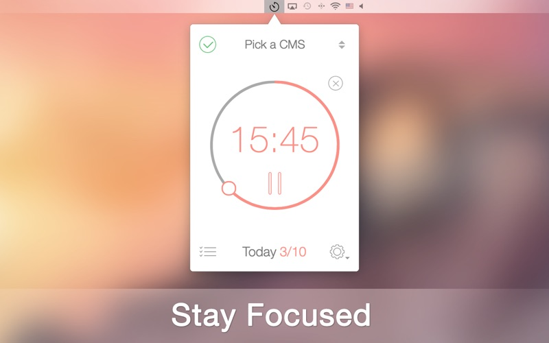 Be Focused Pro - Focus Timer Screenshots