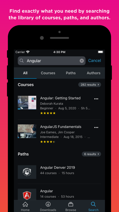 messages.download Pluralsight: Learn Tech Skills software