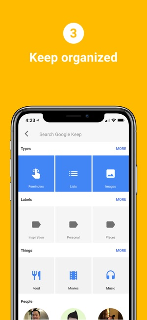 Google Keep Notes And Lists On The App Store