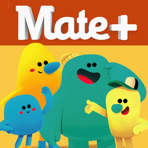 Mate+ Infantil Aula