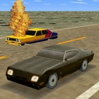 Mad Road 3D - Combat cars game icon