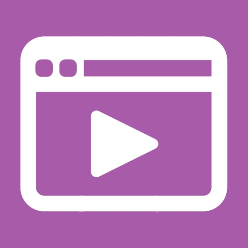 Video Web - Video Player