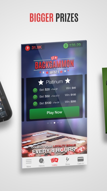 Backgammon For Money