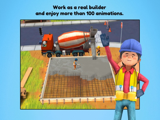 Little Builders Screenshots