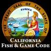 CA Fish & Game Code 2019