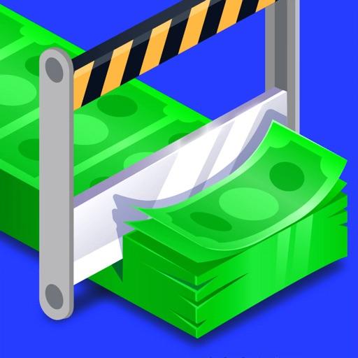 Money Maker 3D - Print Cash icon
