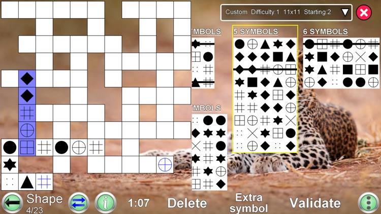 Number Fit Puzzle + screenshot-7