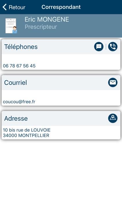 Acteur Mobile screenshot-4