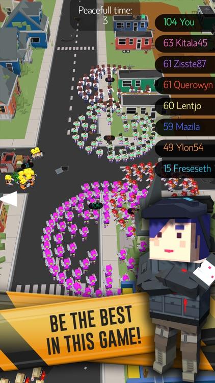 Crowd City: Zombie Survival screenshot-4