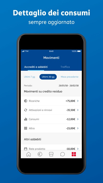 MyTIM Preview screenshot-3