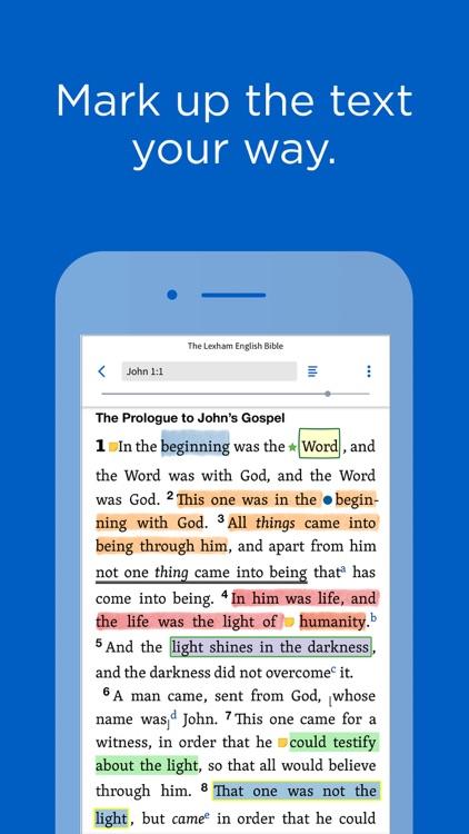 Logos Bible Study Tools screenshot-3