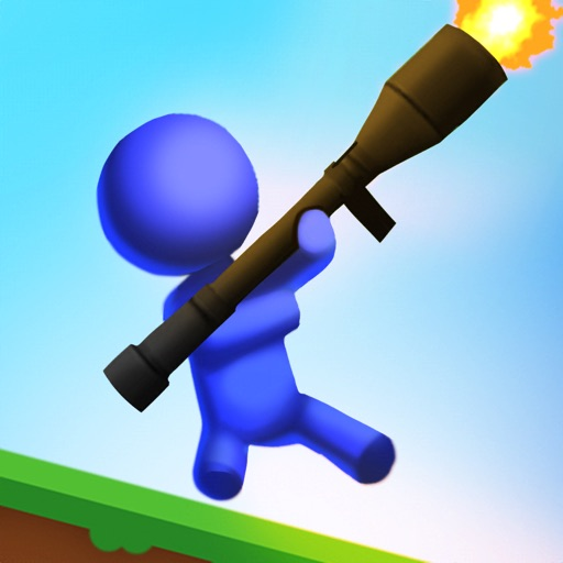 Bazooka Boy free software for iPhone and iPad
