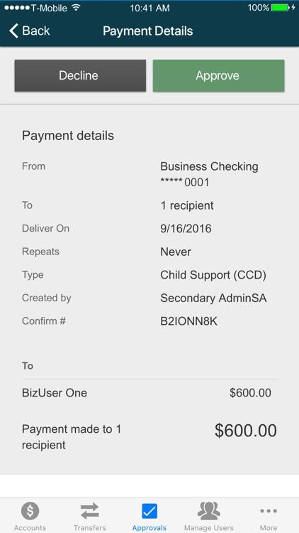 Rogue Credit Union Business screenshot-3