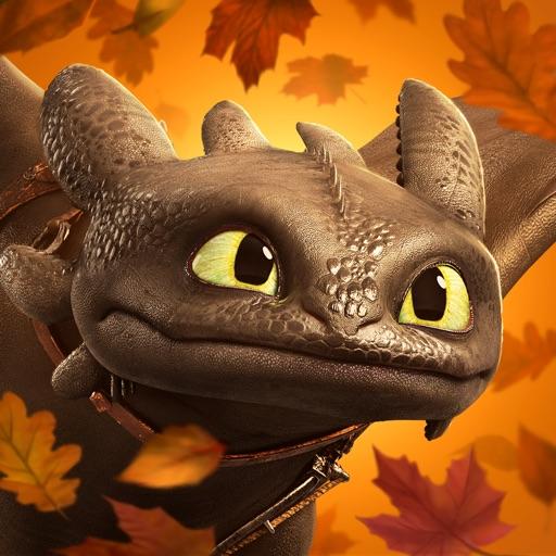 Dragons: Rise of Berk iOS App
