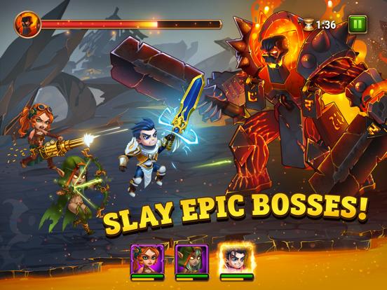iPad Image of Hero Wars - Fantasy World